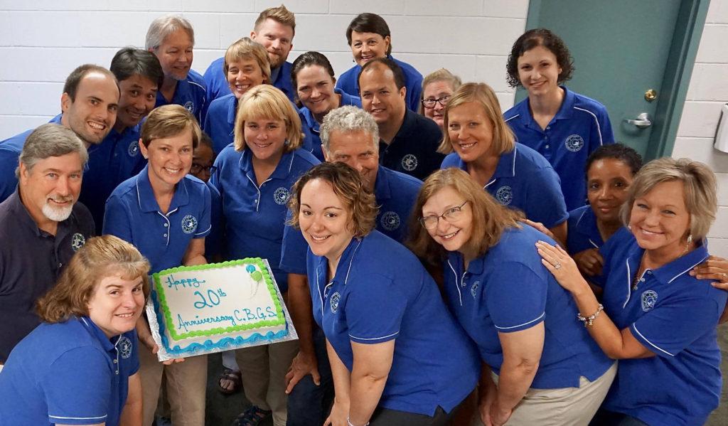 CBGS 20th Anniversary Faculty & Staff Photo